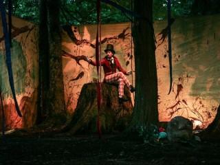 La forêt mouillée (2014)
